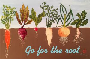 go for the root